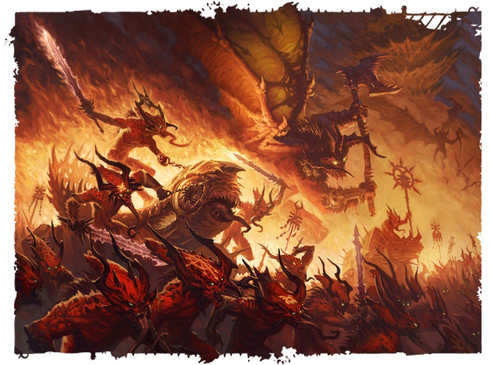 Mac smith khorne daemons91