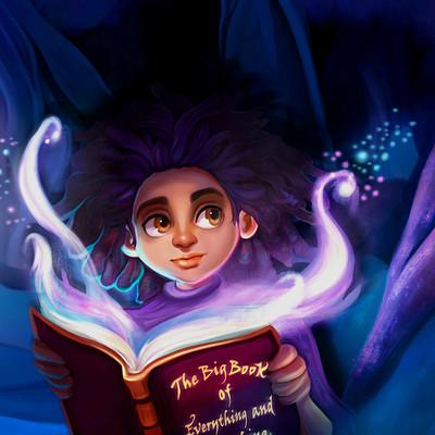 Anna maria minerva mirth sharde richardson by niniel illustrator cover booklow