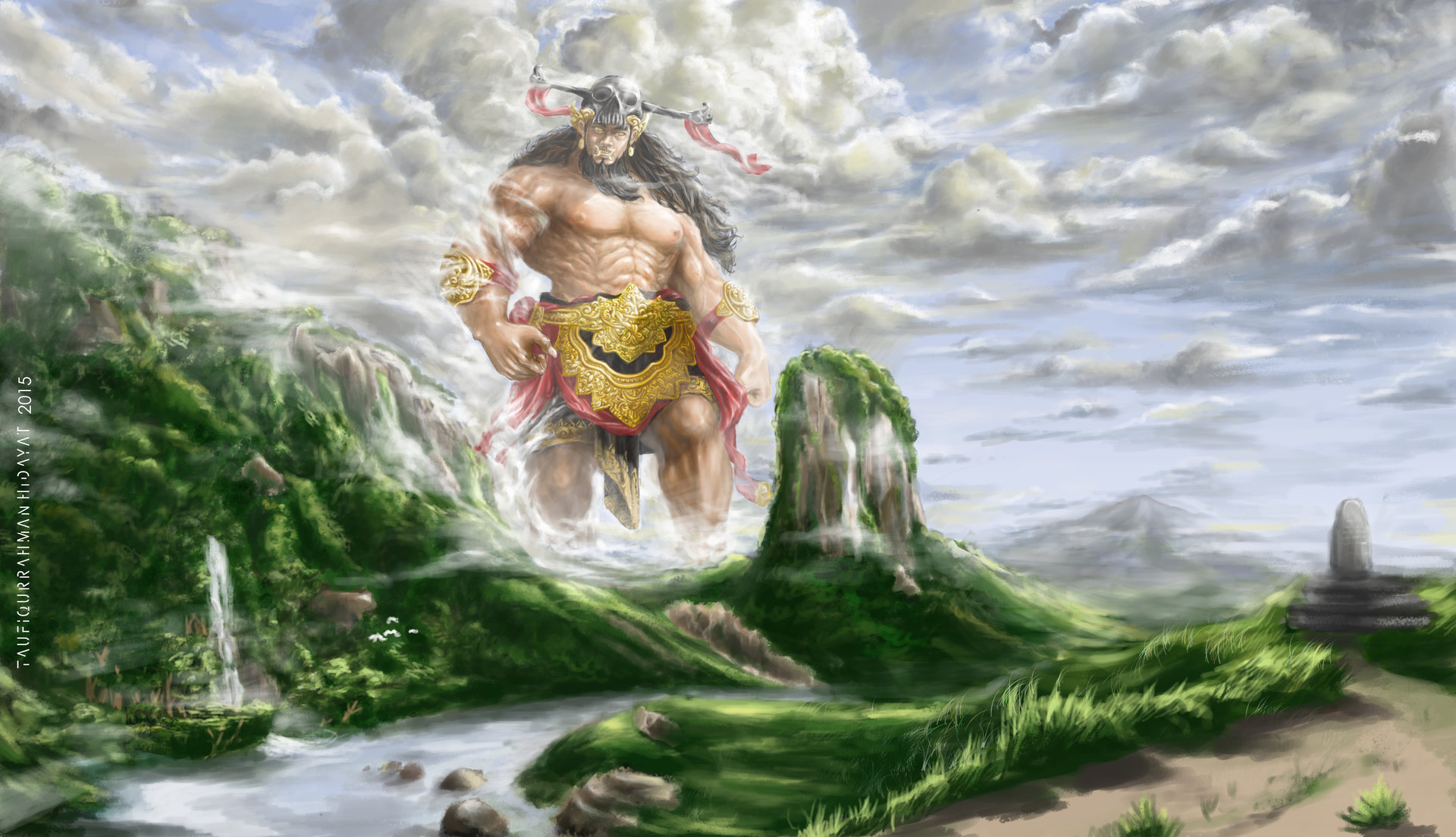 Taufiqurrahman hidayat the rise of bhairawa 2