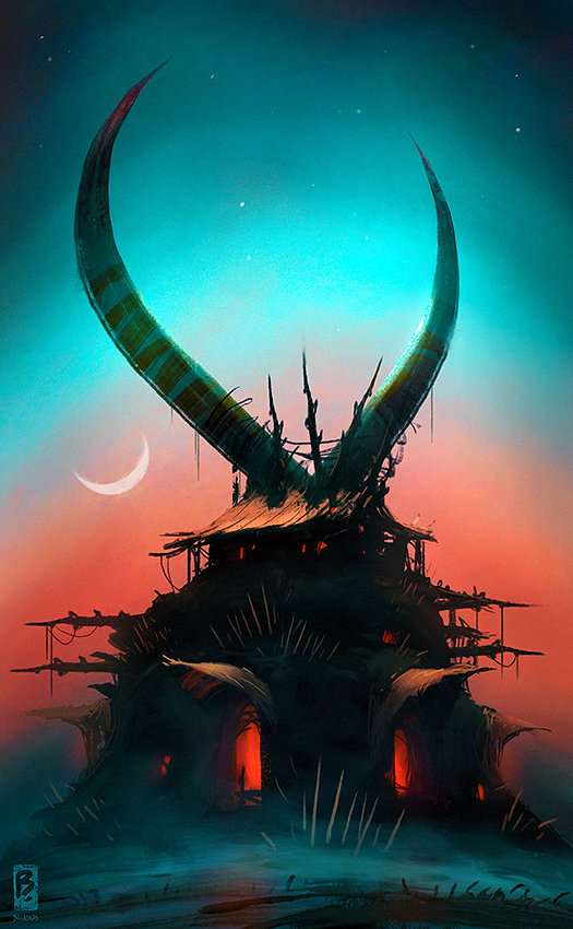 Christopher balaskas orc camp