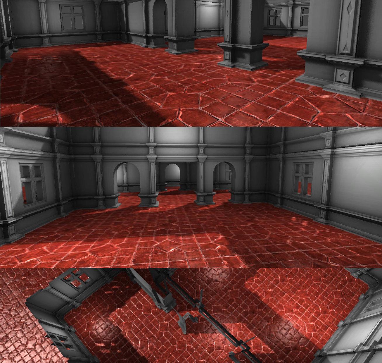 little test in Unity3D :D