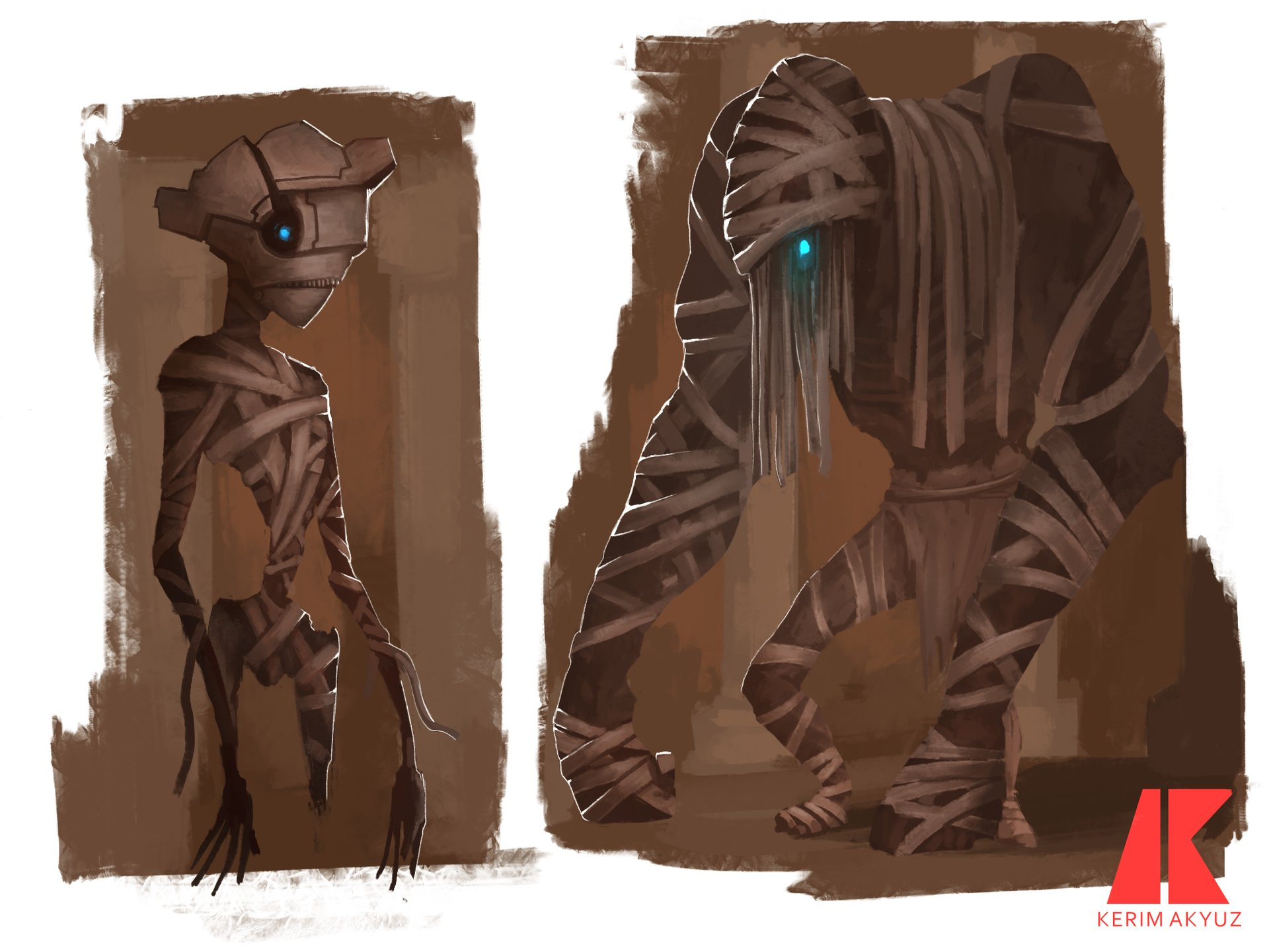 Kerim akyuz cursed mummies