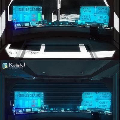 Kerim akyuz controlroom