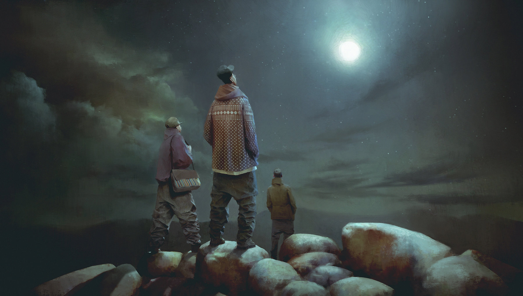 Piotr jablonski moon 01s