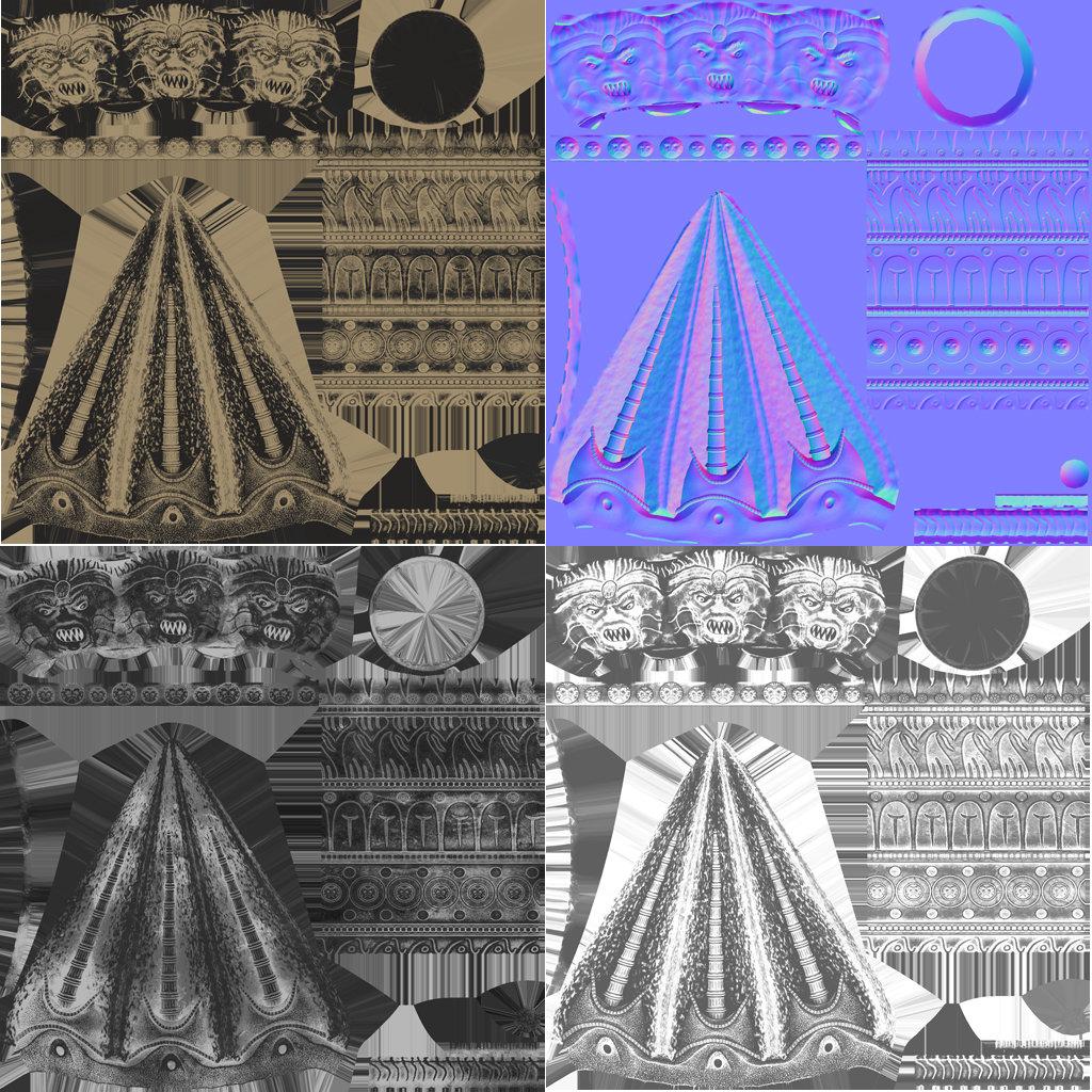Vincent monfette texturesheet