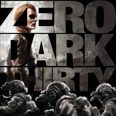 Peter gregory zero dark thirty scale