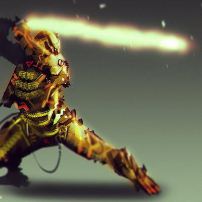 Benedick bana scorpion cyber evolution lores