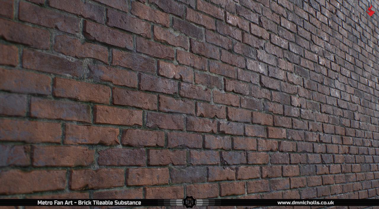 David nicholls metro fan art brick