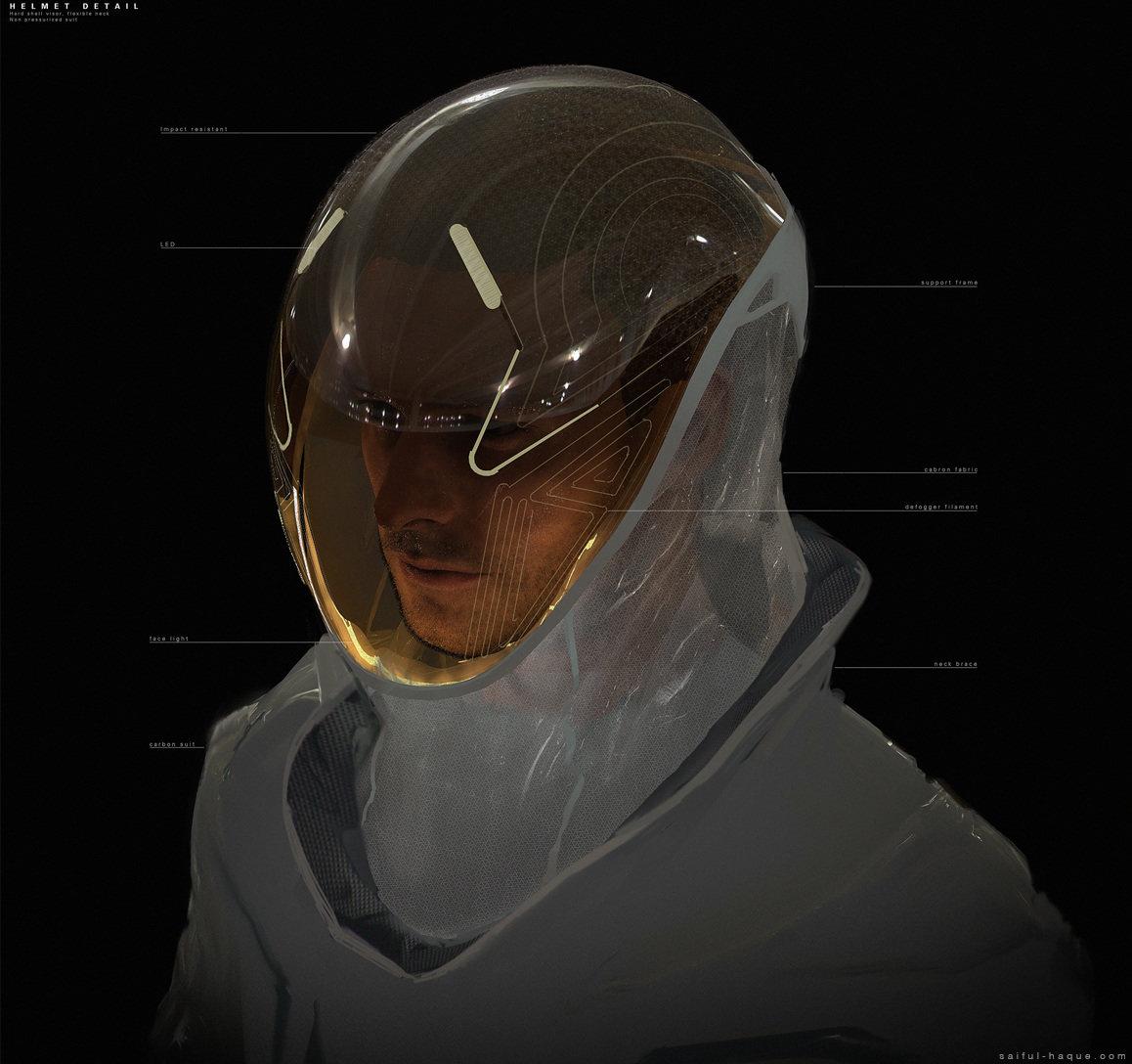 Saiful haque helmet det saifulhaque 1158