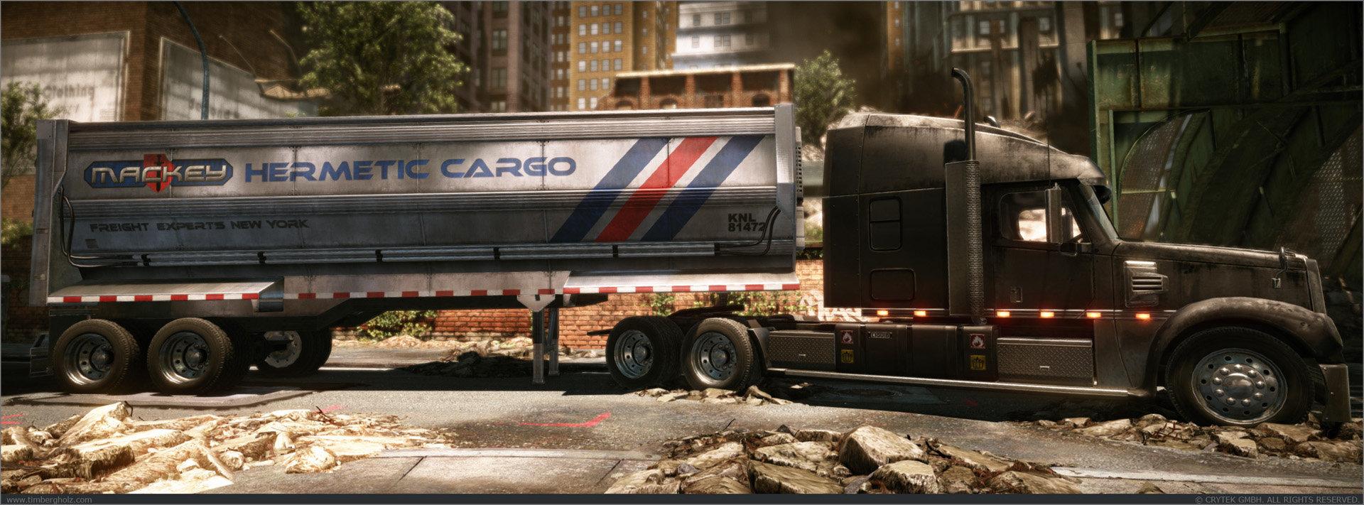 Tim bergholz truck widescreen full