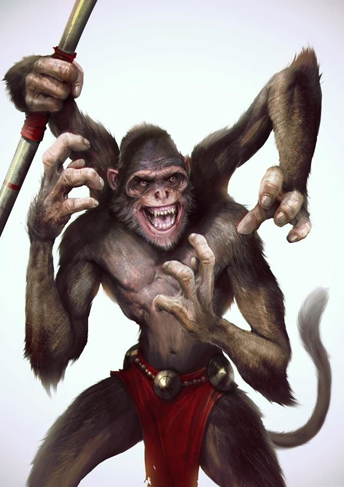 Monkey Bastard