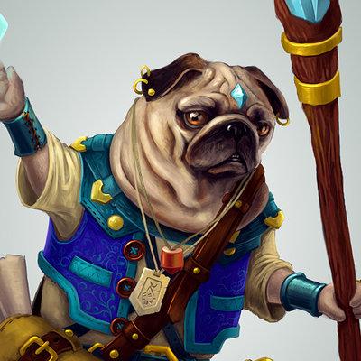 Boris rogozin wizard dog