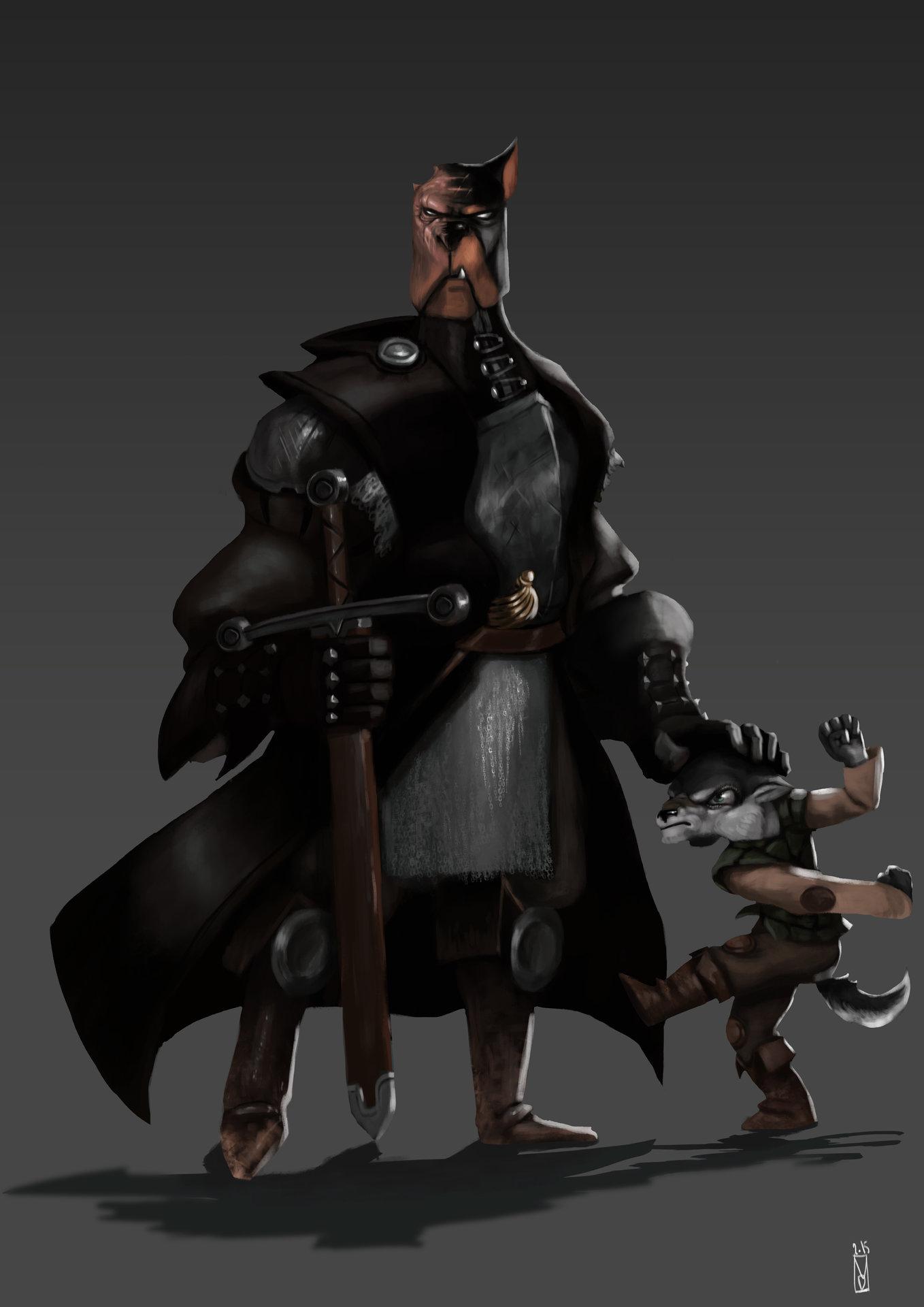 Victor debatisse the hound arya