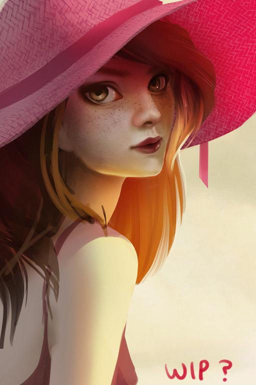 Renee chio sombrero