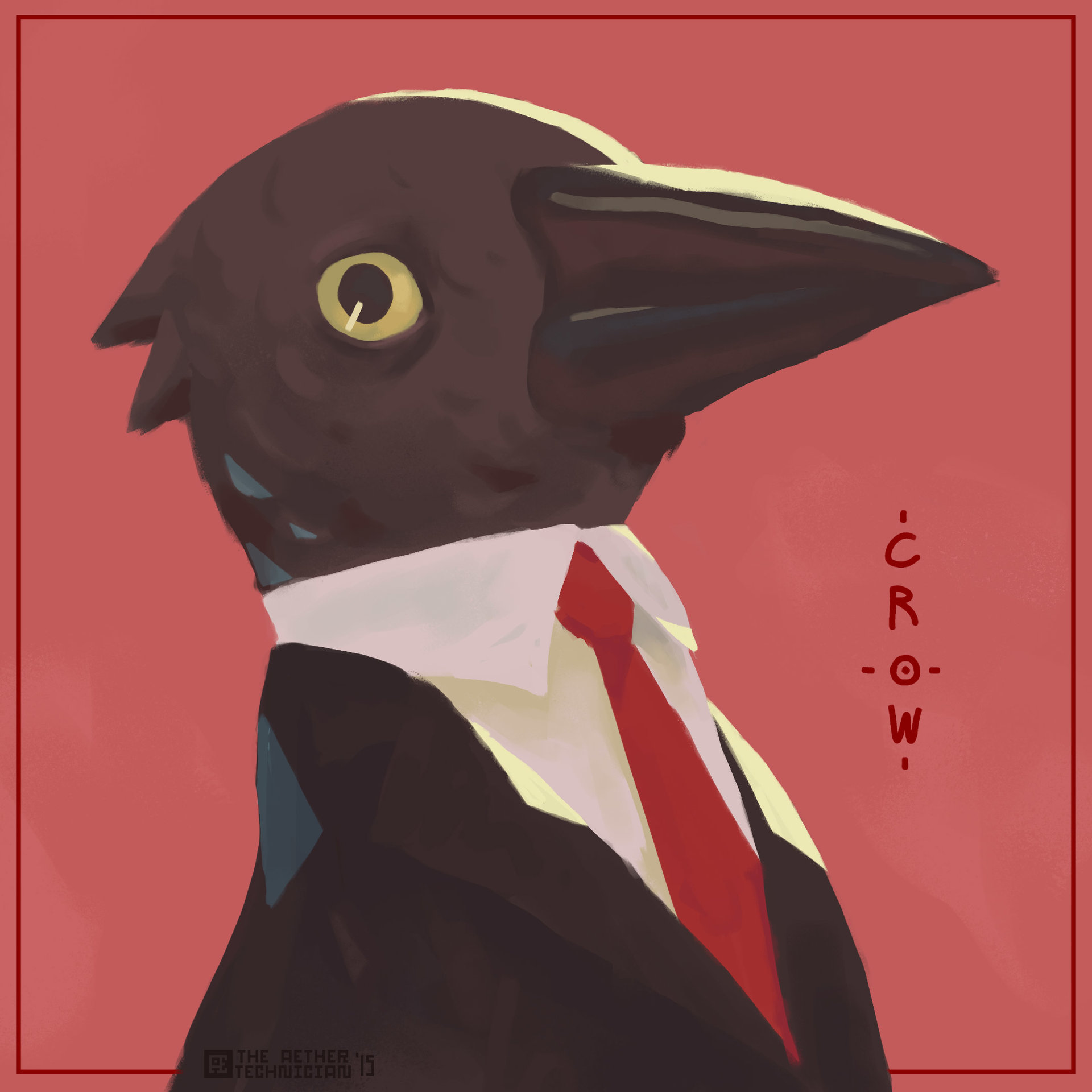 Samuel herb crow