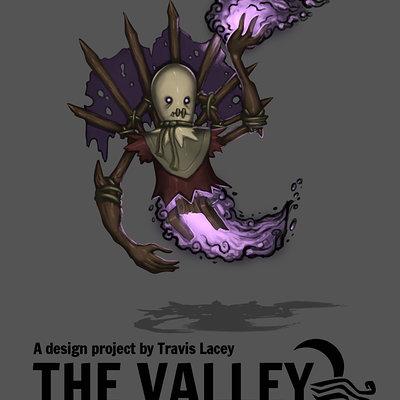 Travis lacey the risen 1 concept mobil art design conceptart digital bad villian evil magic cartoon