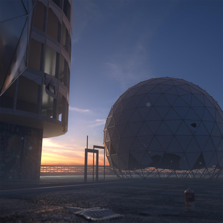 Kresimir jelusic geosphere apocalypse