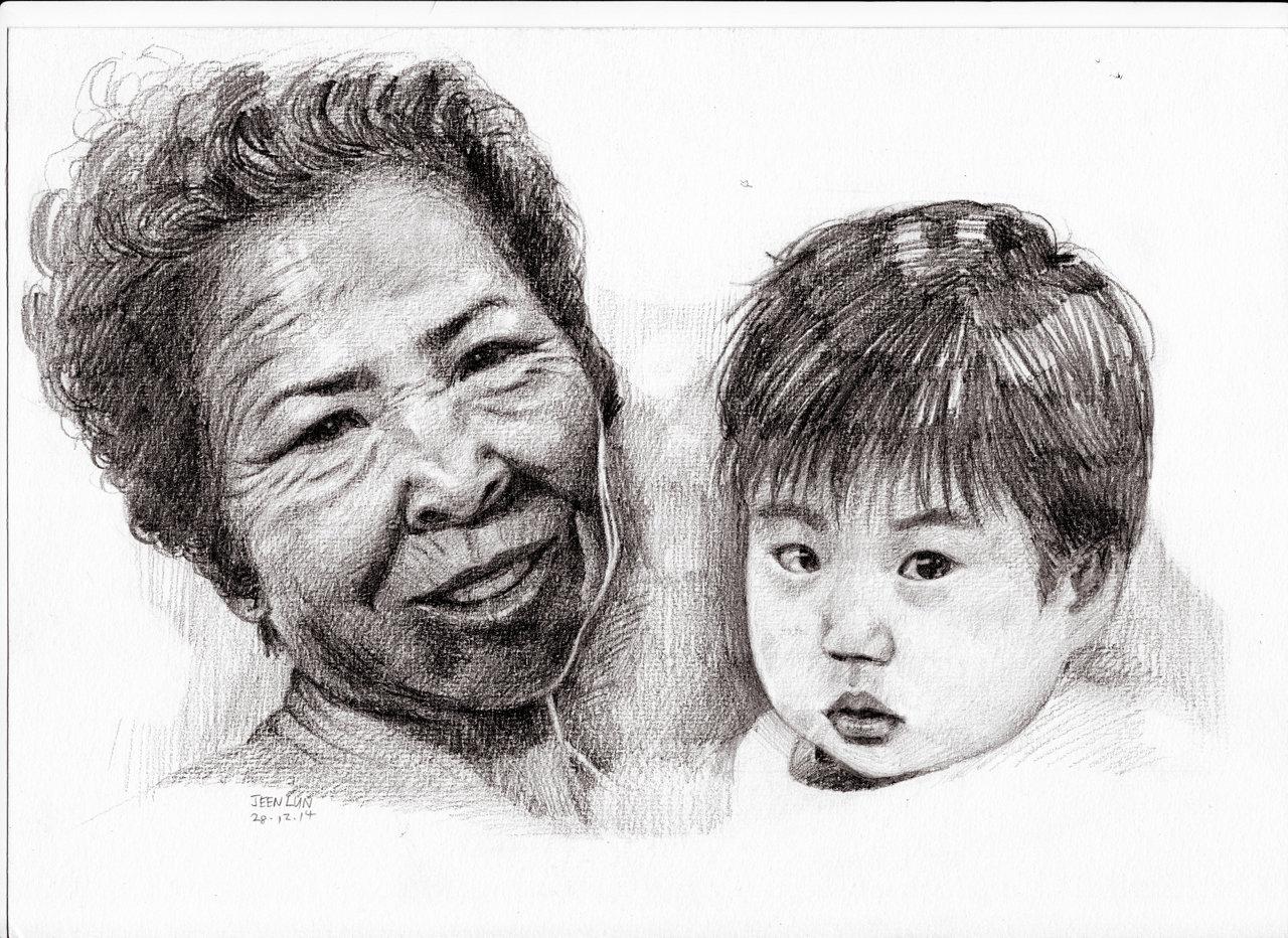 Jeen lih lun family1