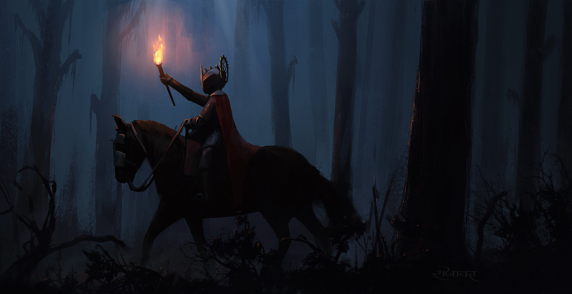 Surendra pratap singh rajawat knight