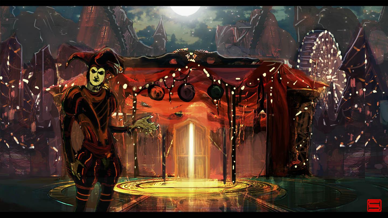 Sergio palomino circus