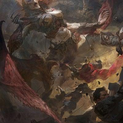 Fenghua zhong the monkey rage