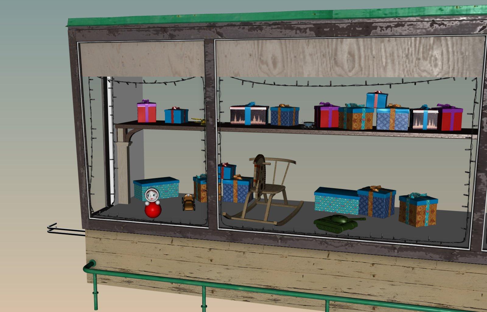 Assets #4: Toy Shop