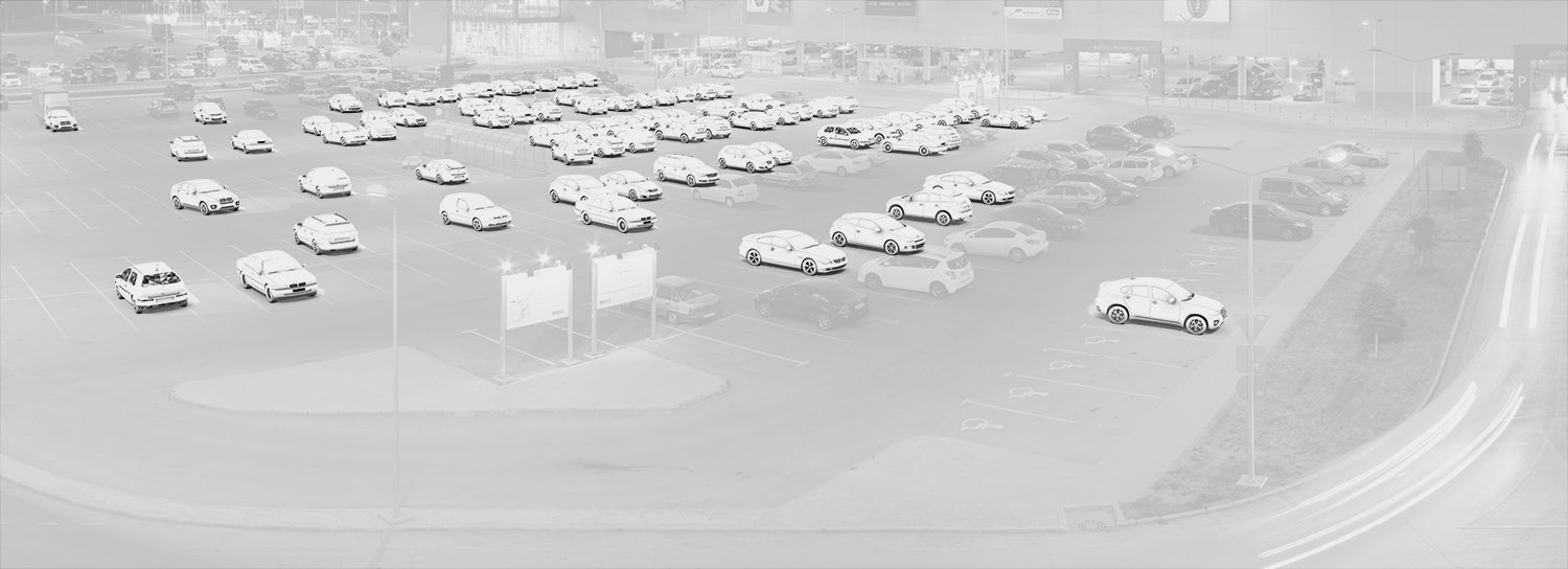 Parking Lot 2 Ambient Occlusion
