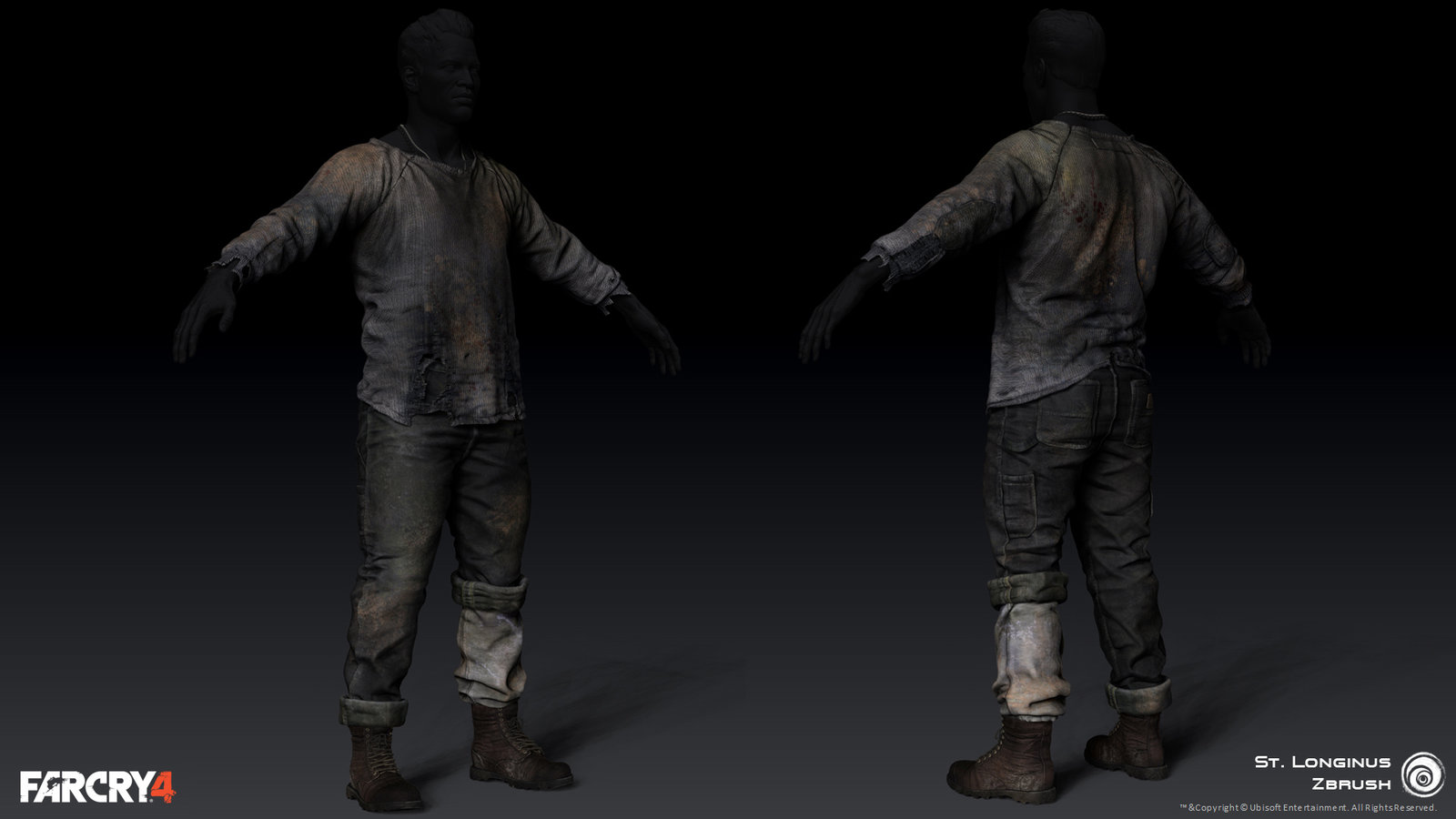 Zbrush Polypaint/Textured Body