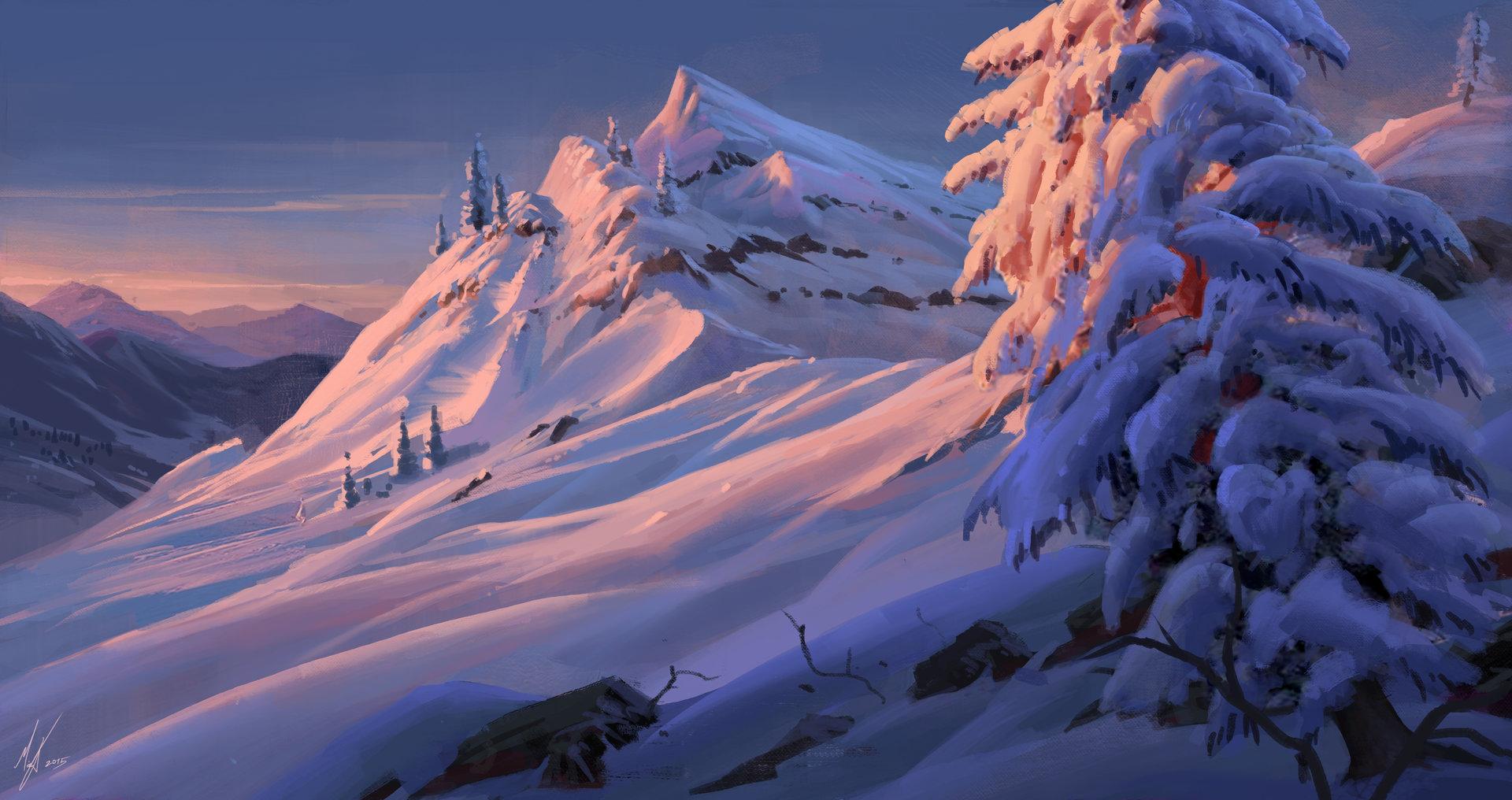 Michal kus snowy speedie4