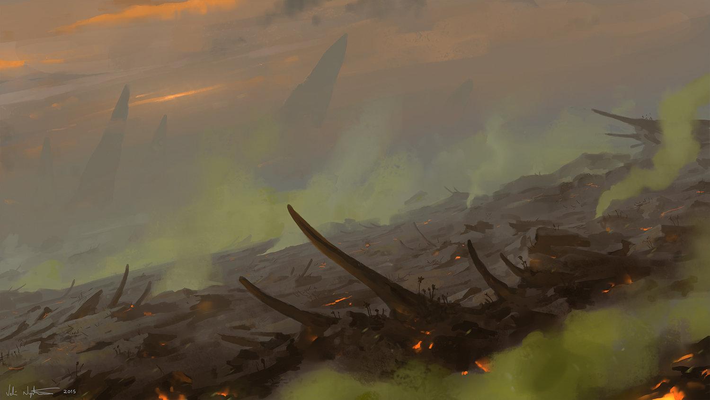 Dragonrock Wastes