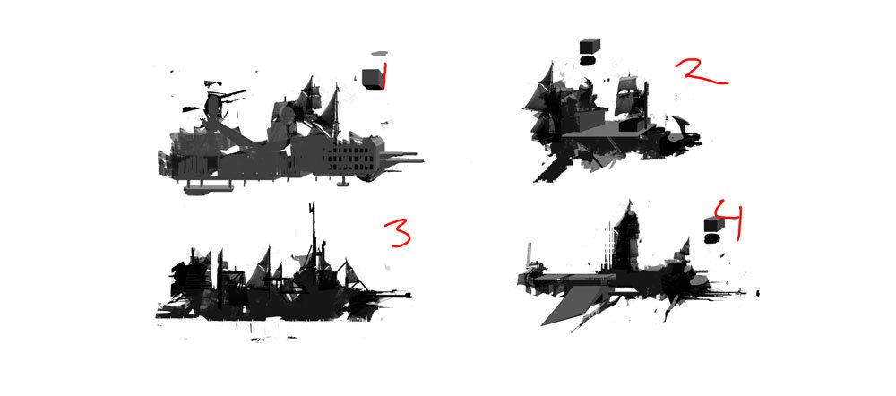 Agnes swart spaceship concept 2