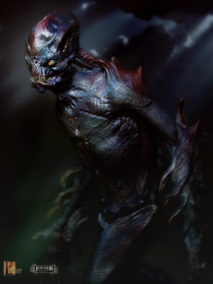 The Watch - Final Creature Design