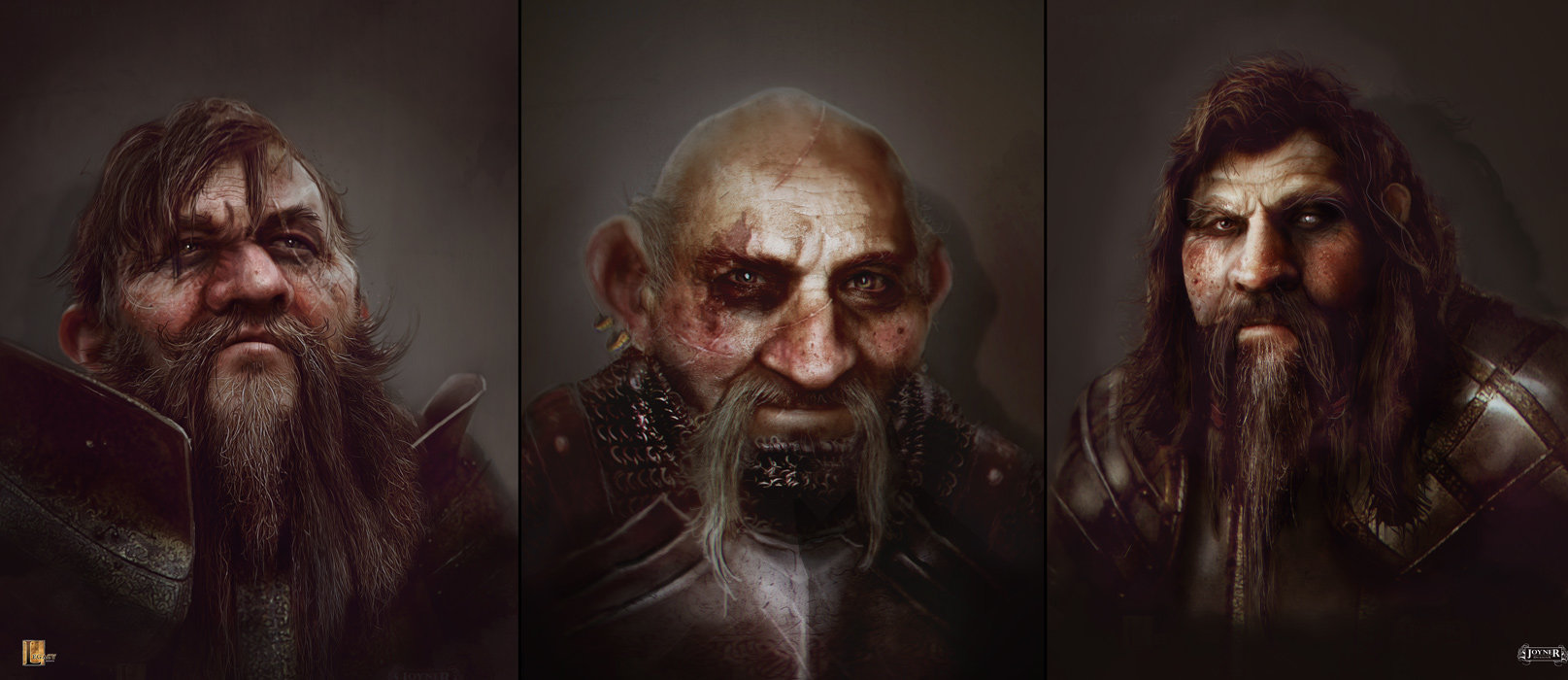 Ian joyner dwarves