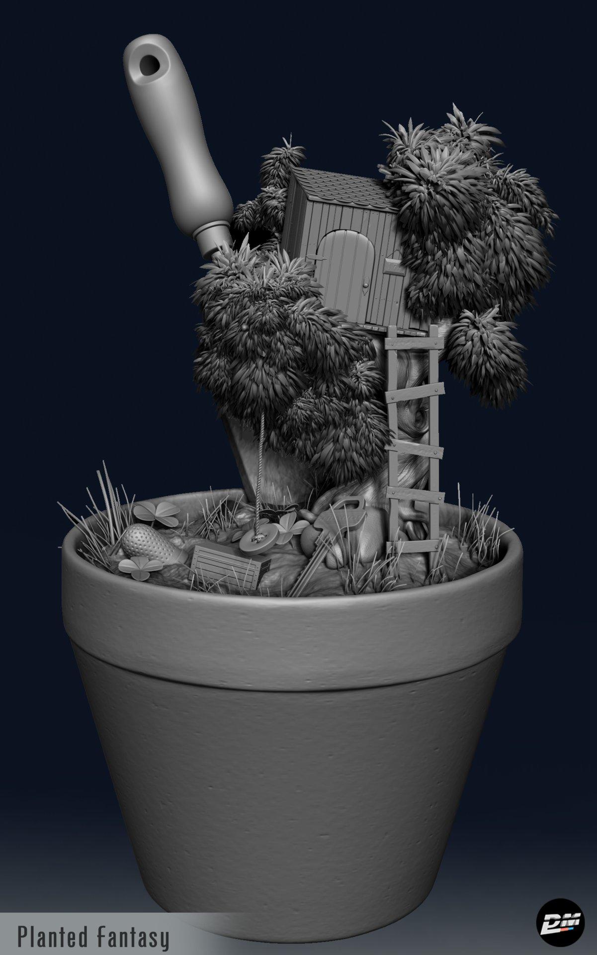 Derek malone clay