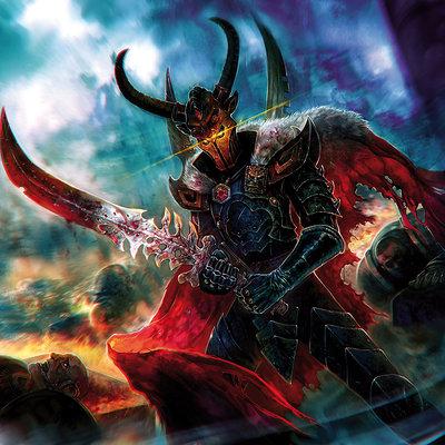 Victor perez corbella warhammer 40k conquest archonsterror ffg
