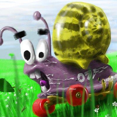 Igor puskaric snailer by pukey82 d2efub8