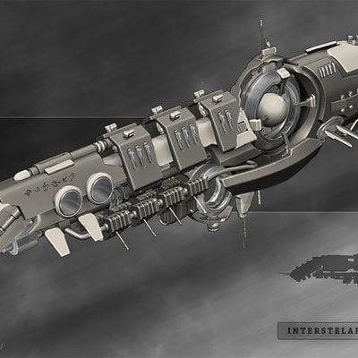 Igor puskaric interstellar nebula 3d concept presentation by pukey82 d680446