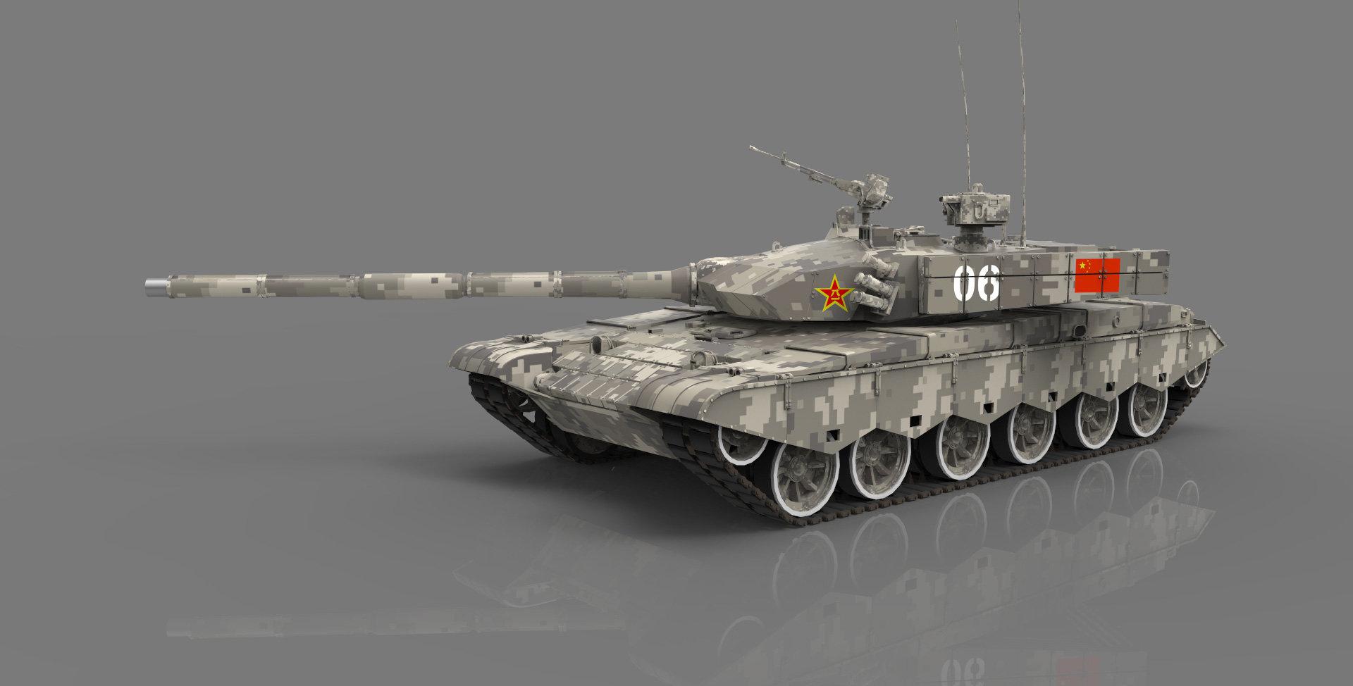 L Fei Main Battle Tank