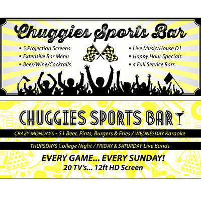 Anthony m grimaldi chuggies sports bar