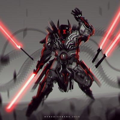 Benedick bana darth ur