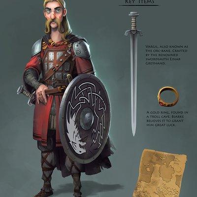 Magnus noren bjarke