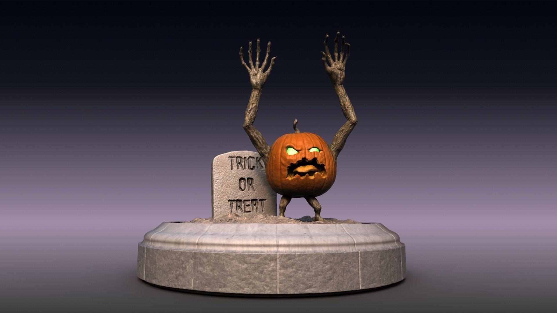 Frank dzidowski pumpkin gordo v001