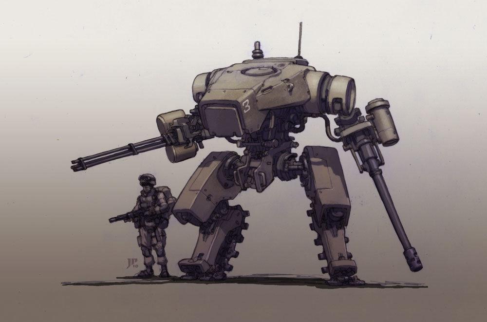 Jake Parker's Concept - http://mrjakeparker.com/