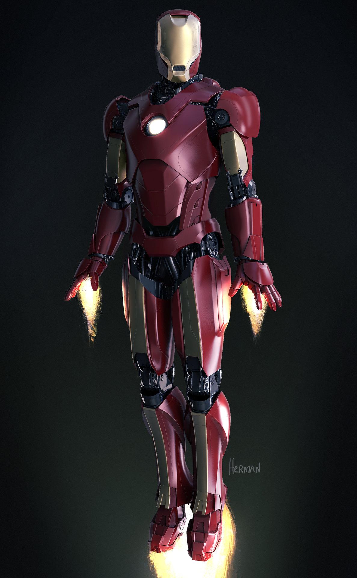 Josh herman ironbot j 01