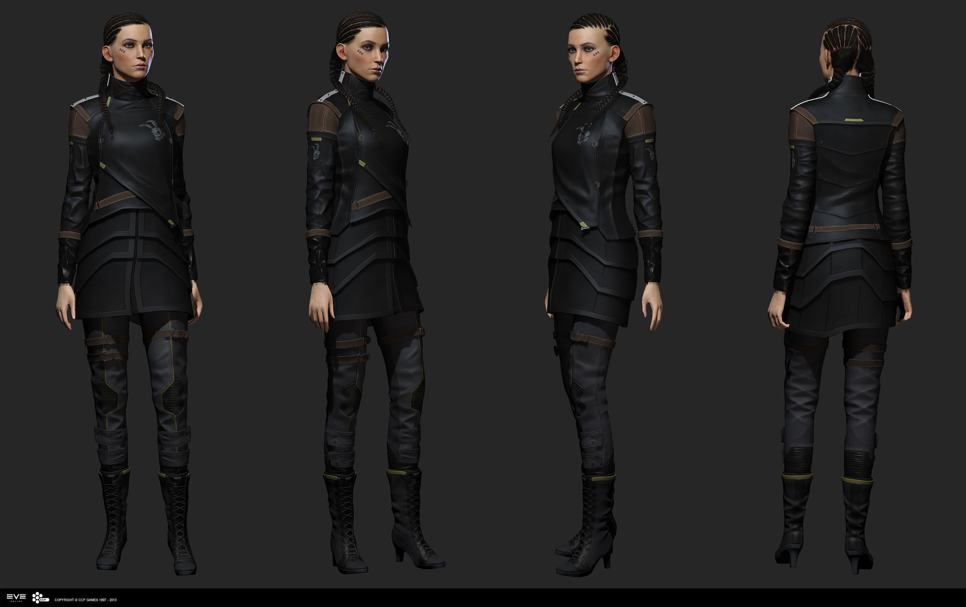 artstation guristas faction eve online jakob falkenberg