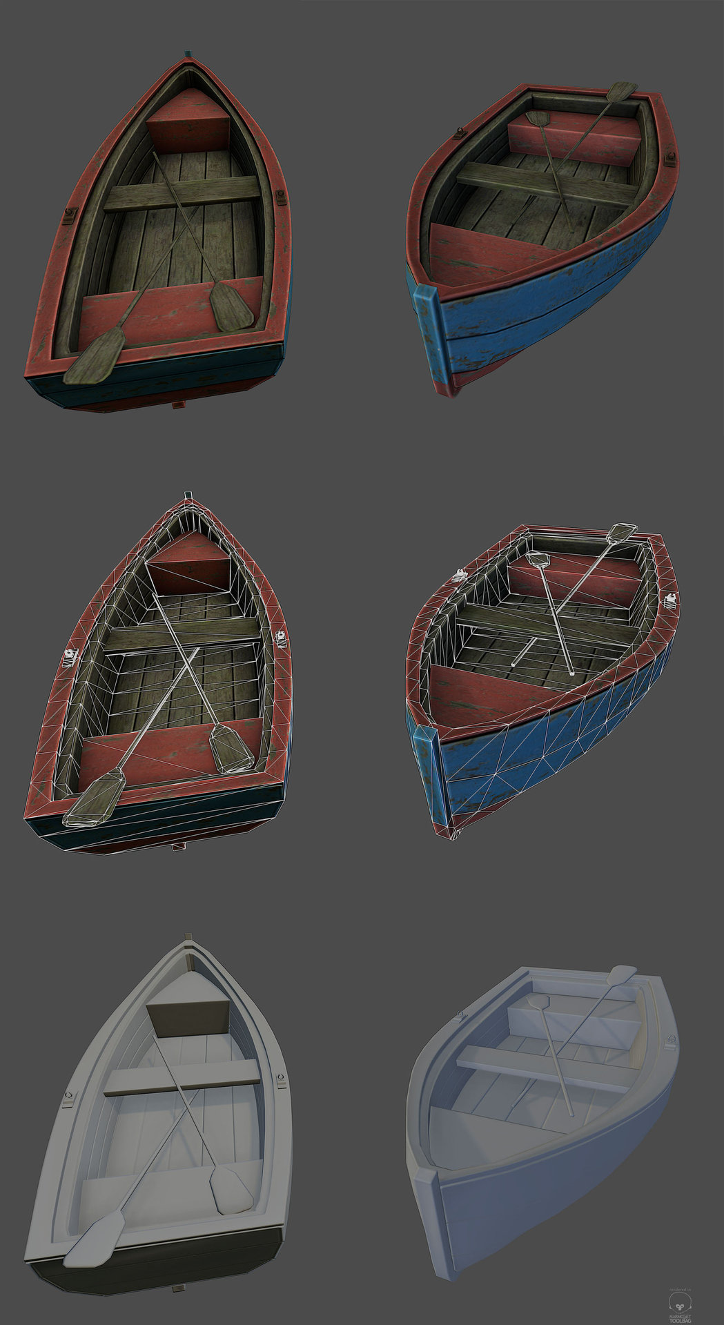 Roberto quye boat