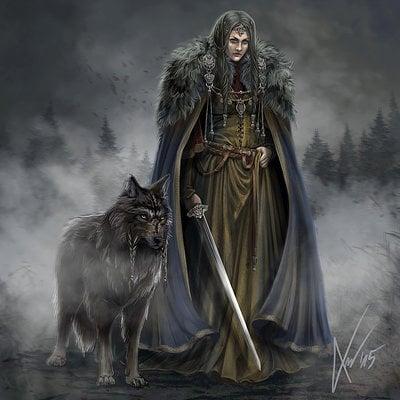 Agnieszka dabrowiecka north lady09sm