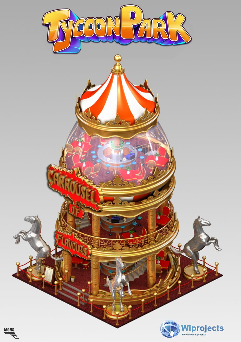 Marc mons carrousel of flavours by marcmons007 d6dr5pp