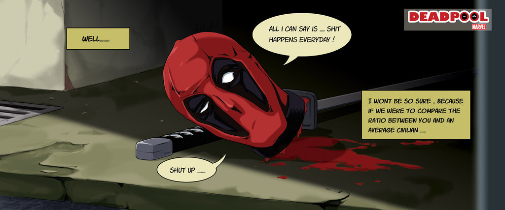 Huan lim deadpool by toukairin d6q550j