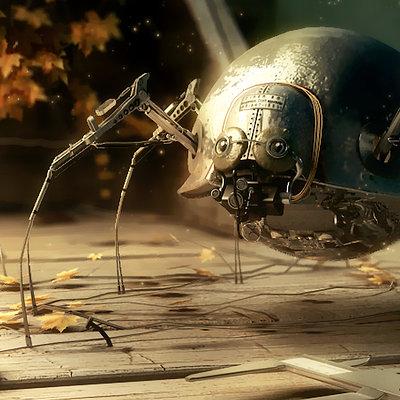 Adrien lambert spiderrobothighres